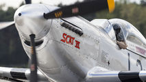 PH-VDF - Private North American F-51D Mustang aircraft