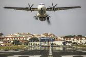 #2 Air Nostrum - Iberia Regional ATR 72 (all models) EC-LRU taken by I. Olaizola
