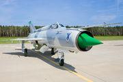 6715 - Poland - Air Force Mikoyan-Gurevich MiG-21MF aircraft