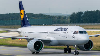 D-AINH - Lufthansa Airbus A320 NEO