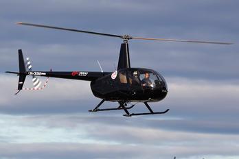 LN-OGM - Helitrans Robinson R44 Clipper