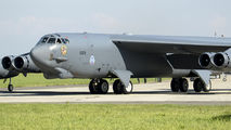 61-0029 - USA - Air Force Boeing B-52H Stratofortress aircraft