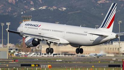 F-GTAT - Air France Airbus A321