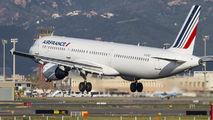 F-GTAT - Air France Airbus A321 aircraft