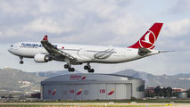 TC-JOI - Turkish Airlines Airbus A330-300 aircraft
