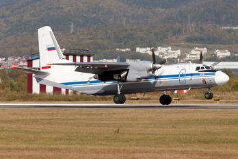 RF-26282 - Russia - Federal Border Guard Service Antonov An-26 (all models)