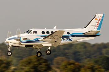 D-IFMI - Private Beechcraft 90 King Air