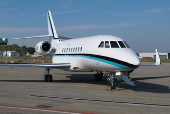 I-PBRB - Private Dassault Falcon 2000LX