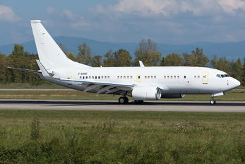 2-BASG - Private Boeing 737-700 BBJ