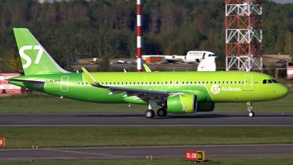 VQ-BCH - S7 Airlines Airbus A320 NEO