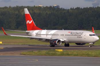 VP-BSP - Nordwind Airlines Boeing 737-8K2