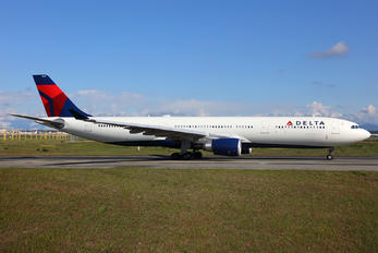 N830NW - Delta Air Lines Airbus A330-300