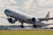 B-KQD - Cathay Pacific Boeing 777-300ER aircraft