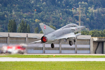 J-2012 - Switzerland - Air Force Dassault Mirage III D series