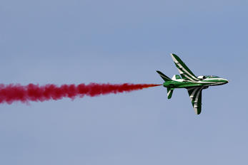8819 - Saudi Arabia - Air Force: Saudi Hawks British Aerospace Hawk 65 / 65A
