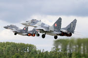 105 - Poland - Air Force Mikoyan-Gurevich MiG-29A aircraft