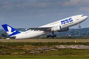 S5-ABW - Solinair Airbus A300F aircraft
