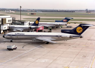 Lufthansa - Boeing 727-200 D-ABKA
