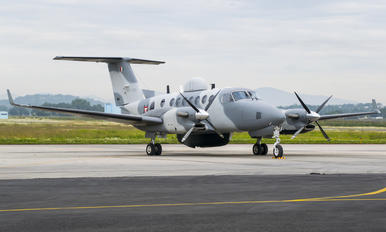 ANX-1193 - Mexico - Navy Beechcraft 300 King Air 350