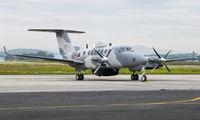ANX-1193 - Mexico - Navy Beechcraft 300 King Air 350 aircraft