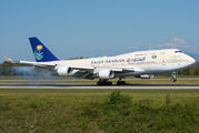 HZ-HM1 - Saudi Arabia - Government Boeing 747-400 aircraft