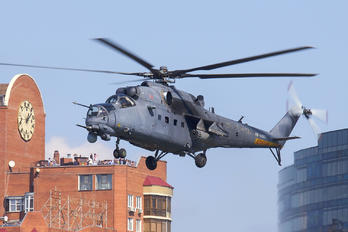 34 - Russia - Air Force Mil Mi-35