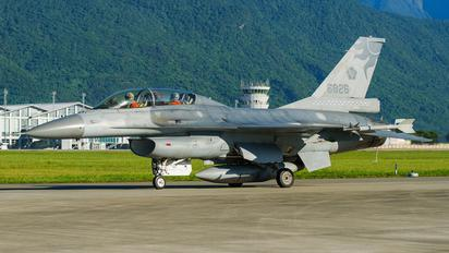 6826 - Taiwan - Air Force Lockheed Martin F-16AM Fighting Falcon