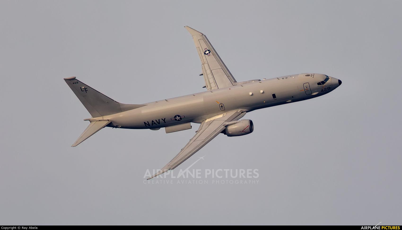 USA - Navy 428 aircraft at Malta Intl
