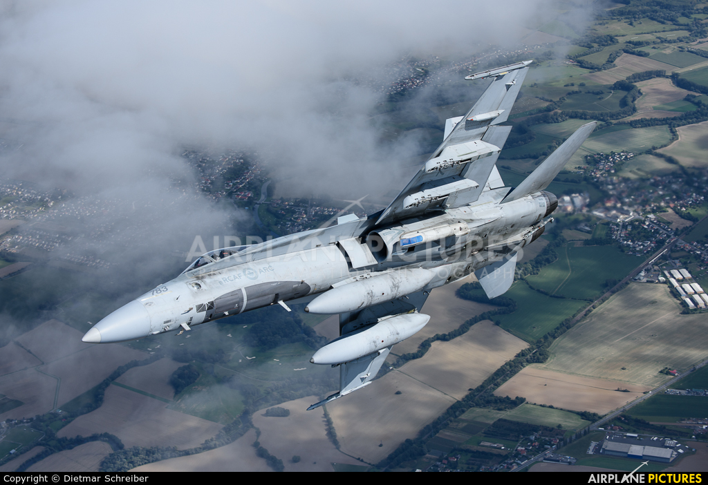 Canada - Air Force 188783 aircraft at In Flight - Czech Republic