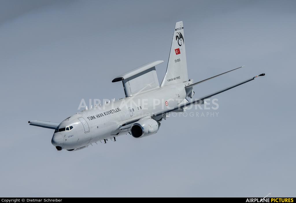 Turkey - Air Force 13-003 aircraft at In Flight - Czech Republic