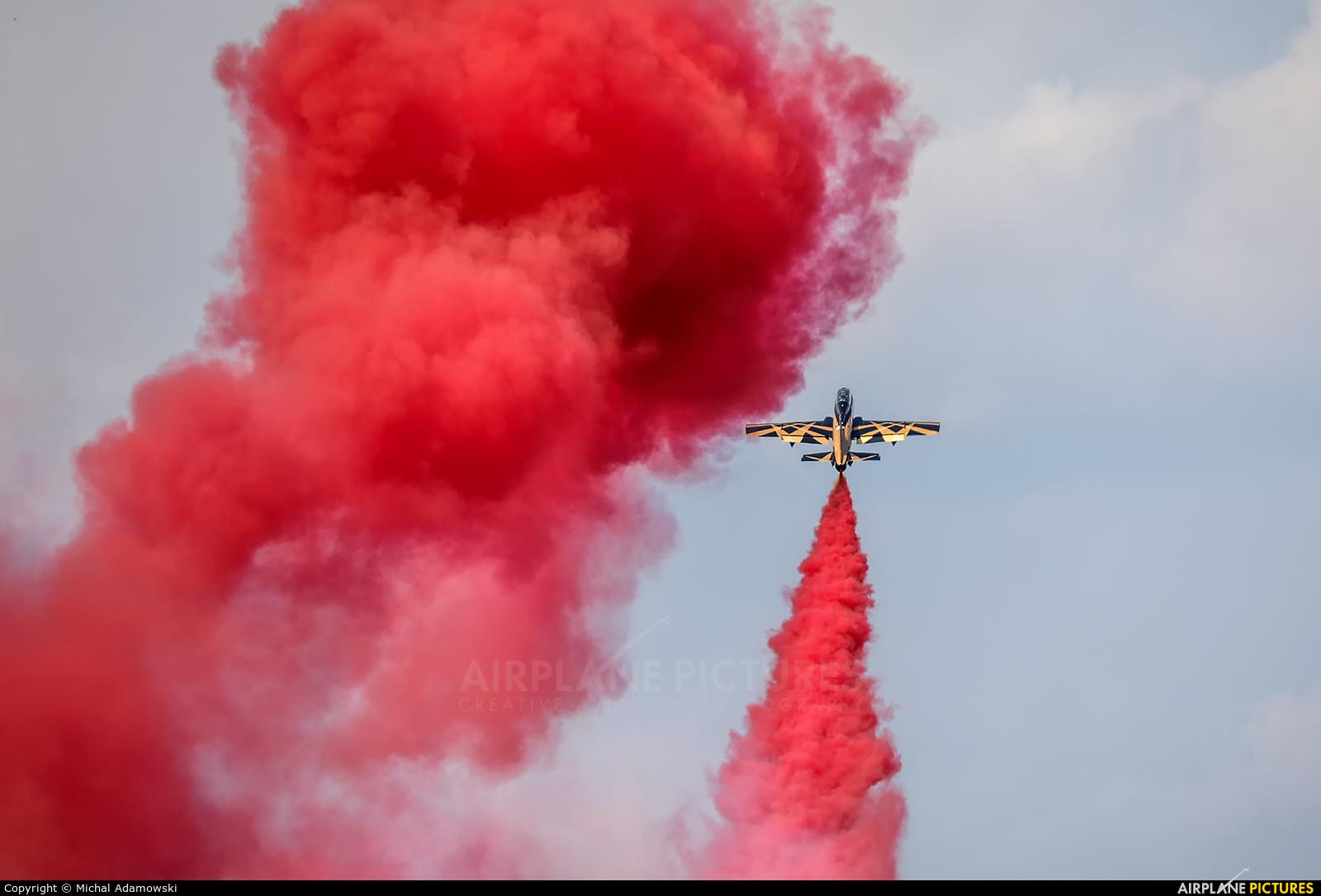 "United Arab Emirates - Air Force ""Al Fursan"" 441 aircraft at Sliač"
