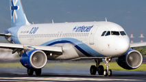 XA-LHG - Interjet Airbus A320 aircraft