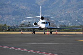 N650JS - Private Dassault Falcon 50