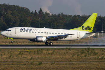 YL-BBR - Air Baltic Boeing 737-300