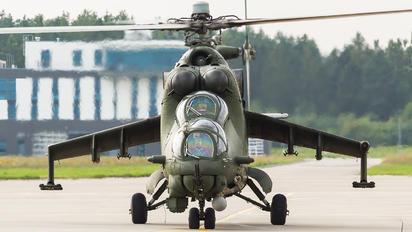 740 - Poland - Army Mil Mi-24V