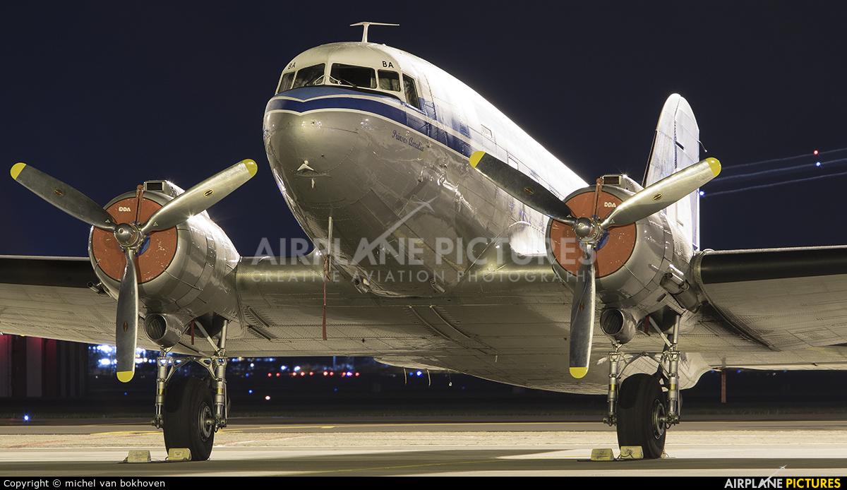 DDA Classic Airlines PH-PBA aircraft at Amsterdam - Schiphol