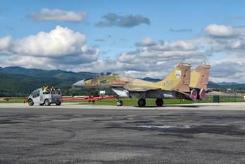 5113 - Slovakia -  Air Force Mikoyan-Gurevich MiG-29A