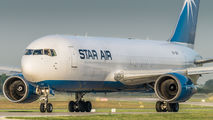 OY-SRI - Star Air Freight Boeing 767-200F aircraft