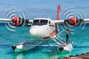 8Q-TMO - Trans Maldivian Airways - TMA de Havilland Canada DHC-6 Twin Otter aircraft