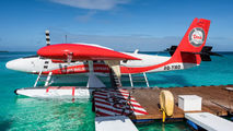8Q-TMO - Trans Maldivian Airways - TMA de Havilland Canada DHC-6 Twin Otter aircraft
