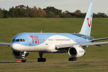 G-OOBN - TUI Airways Boeing 757-200