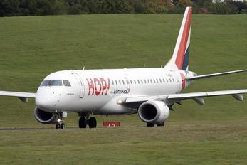 F-HBLI - Air France - Hop! Embraer ERJ-190 (190-100)