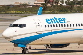 SP-ENP - Enter Air Boeing 737-800