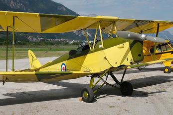 I-APLI - Private de Havilland DH. 82 Tiger Moth