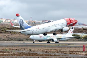 EI-FVO - Norwegian Air International Boeing 737-800