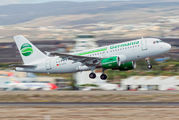 D-ASTK - Germania Airbus A319 aircraft