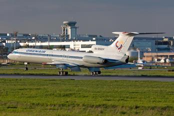 RA-85604 - Orenair Tupolev Tu-154B-2