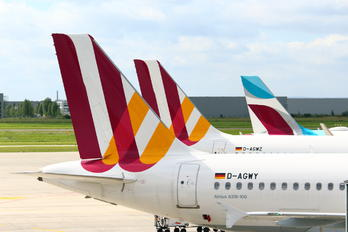 - - Eurowings - Airport Overview - Aircraft Detail