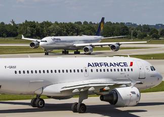 F-GRXF - Air France Airbus A319