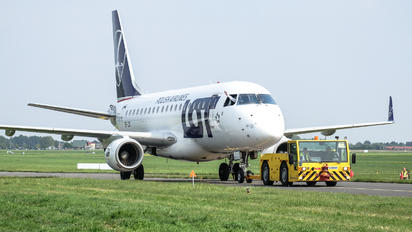 SP-LDI - LOT - Polish Airlines Embraer ERJ-170 (170-100)
